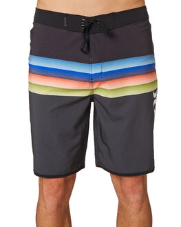 BLACK MENS CLOTHING HURLEY BOARDSHORTS - AJ2058010