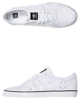 WHITE WOMENS FOOTWEAR ADIDAS ORIGINALS SNEAKERS - SSB27799WHIW