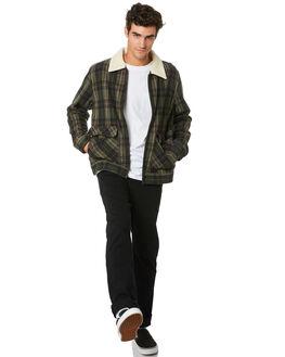 PINE CHECK MENS CLOTHING MCTAVISH JACKETS - MW-20JK-02PNCHK