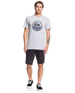 BLACK MENS CLOTHING QUIKSILVER SHORTS - EQYWS03571-KVJ0