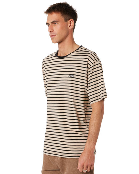 HUMUS MENS CLOTHING RUSTY TEES - TTM2368HMS