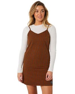 COPPER WOMENS CLOTHING ELEMENT DRESSES - 283862COP