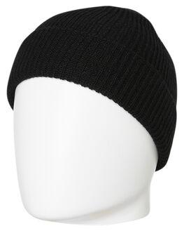 BLACK WOMENS ACCESSORIES VOLCOM HEADWEAR - K5851901BLK