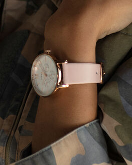 ROSE GOLD PINK WOMENS ACCESSORIES TIMEX WATCHES - TW2T74300RGP