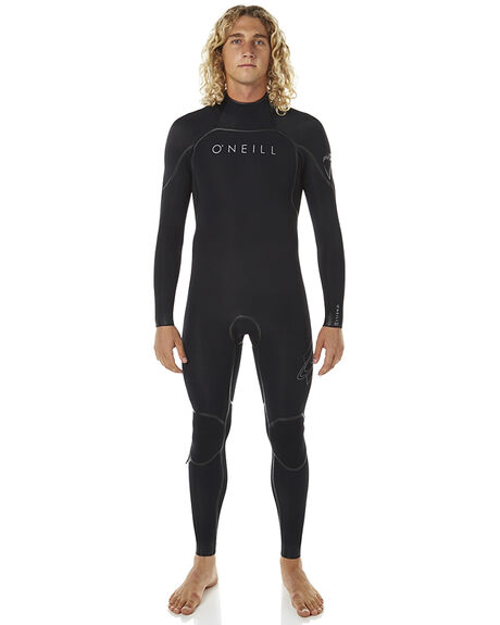 BLACK SURF WETSUITS O'NEILL STEAMERS - 4393A05