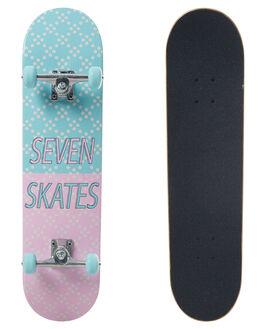 MINT SKATE COMPLETES SEVEN SKATEBOARDS  - SVNCOMP1199MINT