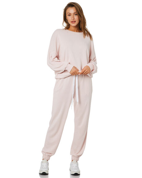 PINK WOMENS CLOTHING THE UPSIDE ACTIVEWEAR - USW121112PNK