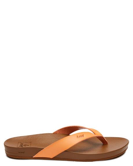 CANTALOUPE WOMENS FOOTWEAR REEF THONGS - A3FDSCNL