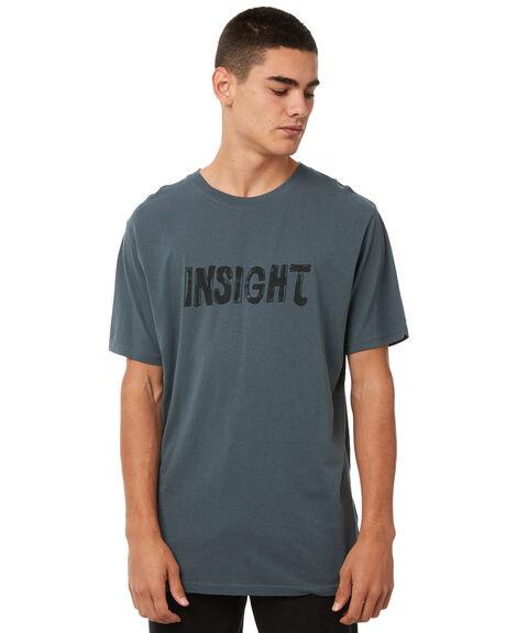 GREEN MENS CLOTHING INSIGHT TEES - 5000001839GRN