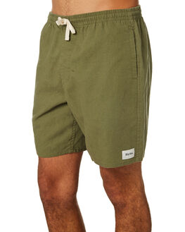 OLIVE MENS CLOTHING RHYTHM SHORTS - JAN19M-JM02-OLI