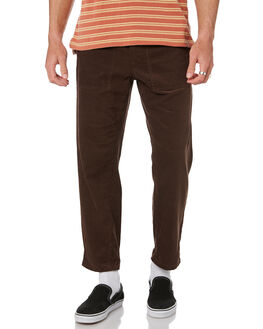CHOCOLATE MENS CLOTHING THE CRITICAL SLIDE SOCIETY PANTS - PT1825CHOC