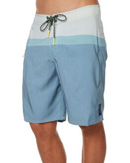 BLUE STRIPE MENS CLOTHING DEPACTUS BOARDSHORTS - AM010004BLUST