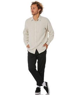 NATURAL MENS CLOTHING MR SIMPLE SHIRTS - M-05-31-10NAT