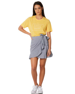 SUNFLOWER WOMENS CLOTHING ELWOOD TEES - W84104SUN