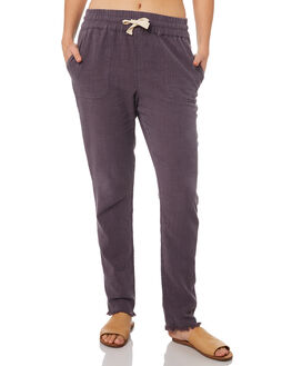 NINE IRON OUTLET WOMENS RIP CURL PANTS - GPAEL14285