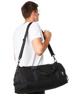 ALL BLACK NYLON MENS ACCESSORIES NIXON BAGS + BACKPACKS - C2958-1148-00BLK