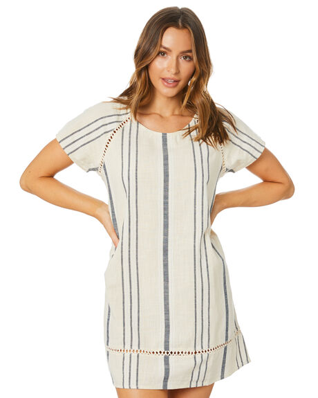 MULTI WOMENS CLOTHING RIP CURL DRESSES - GDRCT98817