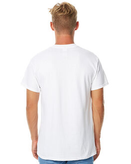 WHITE MENS CLOTHING THRASHER TEES - 20065101WHT