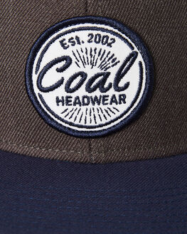 NAVY MENS ACCESSORIES COAL HEADWEAR - 220004NVY