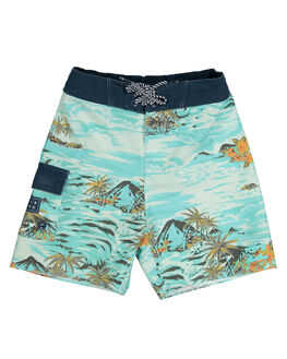 MINT KIDS BOYS BILLABONG BOARDSHORTS - BB-7582409-MNT