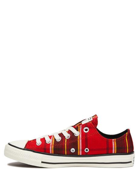 UNIVERSITY RED WOMENS FOOTWEAR CONVERSE SNEAKERS - 568926CURED