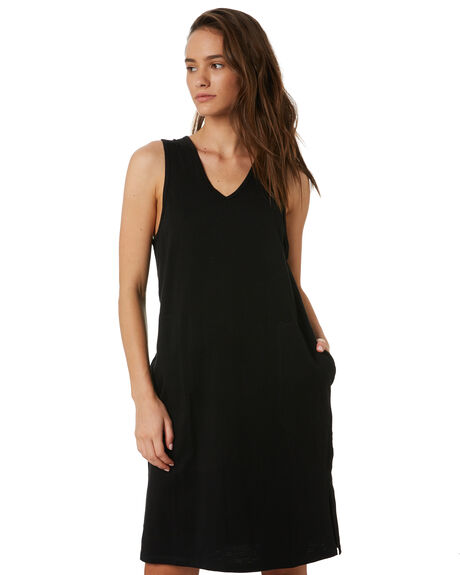 BLACK WOMENS CLOTHING SWELL DRESSES - S8184441BLK