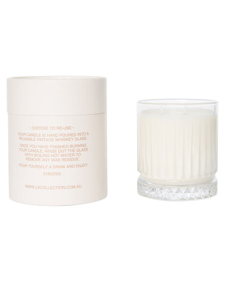 NATURAL HOME + BODY HOME LX COLLECTION HOME FRAGRANCE - LX-WDFGCSCDNAT