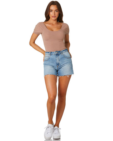 NATURAL OUTLET WOMENS THE HIDDEN WAY TEES - H8202274NATRL