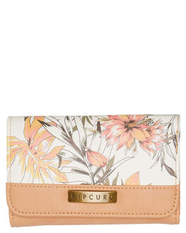 WHITE WOMENS ACCESSORIES RIP CURL PURSES + WALLETS - LWUII11000