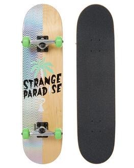 STRANGE PARADISE SKATE COMPLETES GLOBE  - 10525297STRP