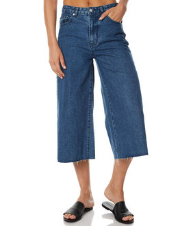 INDIGO WOMENS CLOTHING ZULU AND ZEPHYR JEANS - ZZ1563IND