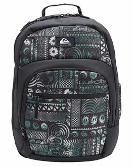 GREEN ASH MENS ACCESSORIES QUIKSILVER BAGS + BACKPACKS - EQYBP03567-GDW6