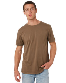 OLIVE MENS CLOTHING SWELL TEES - S5164003OLIVE