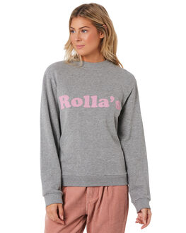 HEATHER WOMENS CLOTHING ROLLAS JUMPERS - 13141HEATH