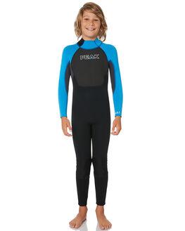 BLACK BOARDSPORTS SURF PEAK BOYS - PK626J0090
