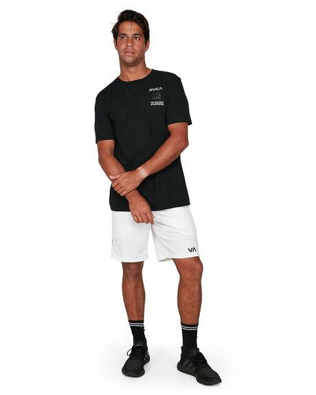 WHITE MENS CLOTHING RVCA SHORTS - RV-R305311-WHT