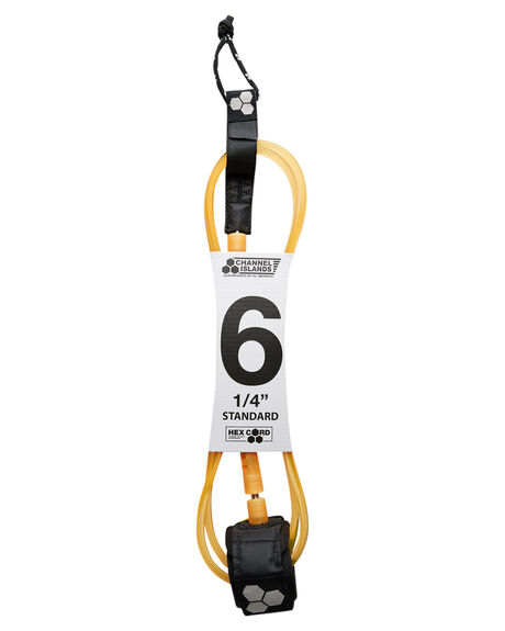 ORANGE BOARDSPORTS SURF CHANNEL ISLANDS LEASHES - 224221008006ORG