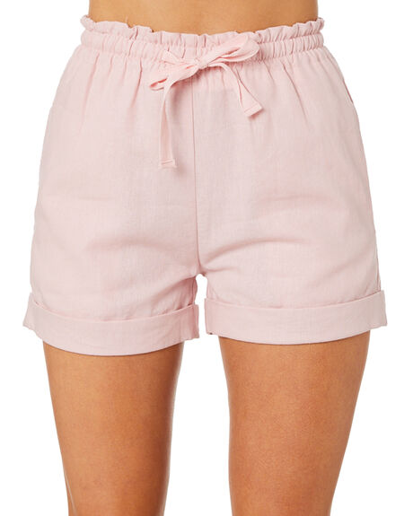 ROSE WOMENS CLOTHING THE HIDDEN WAY SHORTS - H8211231RSE