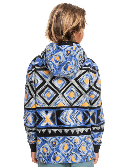 IRONGATE CROSSWAVES KIDS BOYS QUIKSILVER JUMPERS + JACKETS - EQBFT03715-KZM6