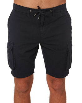 NAVY MENS CLOTHING ACADEMY BRAND SHORTS - 20S641NVY