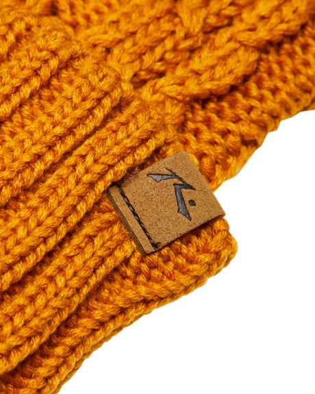 INCA GOLD MENS ACCESSORIES RUSTY HEADWEAR - HBM0386ING