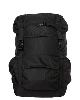 BLACK MENS ACCESSORIES INDEPENDENT BAGS + BACKPACKS - IN-MAA2524BLACK
