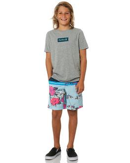 TOPAZ MIST KIDS BOYS HURLEY BOARDSHORTS - CD0221425