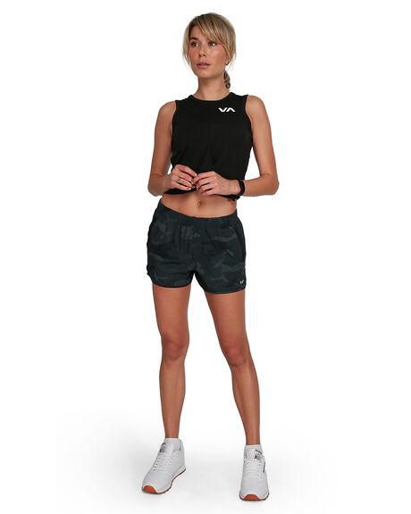 CAMO WOMENS CLOTHING RVCA ACTIVEWEAR - RV-R405313-CMO