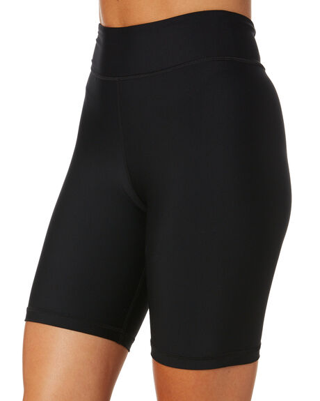 BLACK WOMENS CLOTHING THE UPSIDE ACTIVEWEAR - USW020040BLK