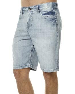 VINTAGE BLUE MENS CLOTHING BILLABONG SHORTS - 9561715VBLU