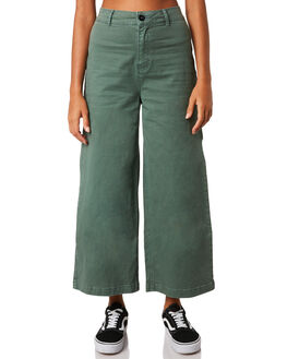 DARK FOREST WOMENS CLOTHING RVCA PANTS - R493271DFOR
