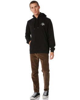 BLACK MENS CLOTHING SWELL JUMPERS - S5184460BLACK