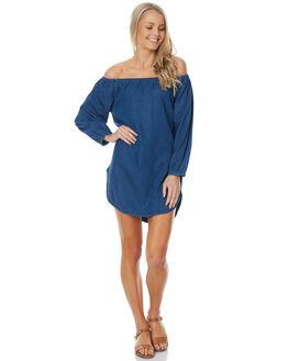 INDIGO WOMENS CLOTHING BILLABONG DRESSES - 6575502XIND