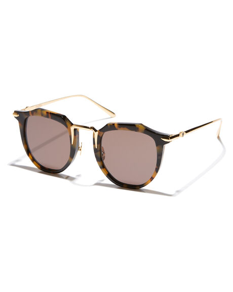 7f8fd27985e Valley Chateau Sunglasses - Yellow Tort Gold